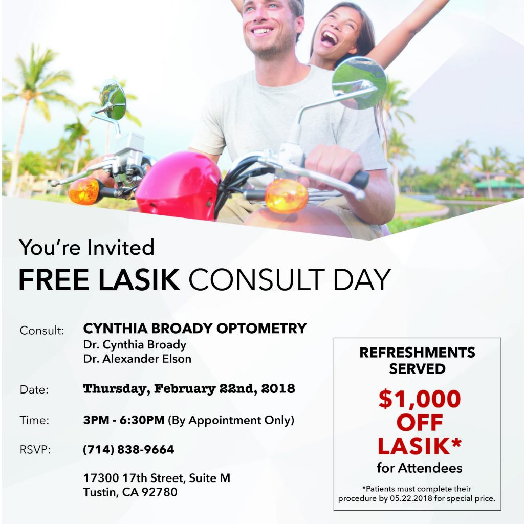 LASIK NVISION Discount Deal